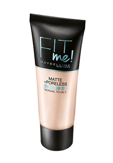 Scopri Fit Me di Maybelline